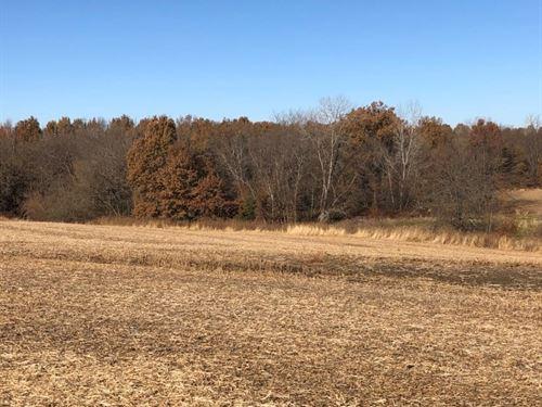 110 Acre Farm, Just East Brookfield : Brookfield : Linn County : Missouri