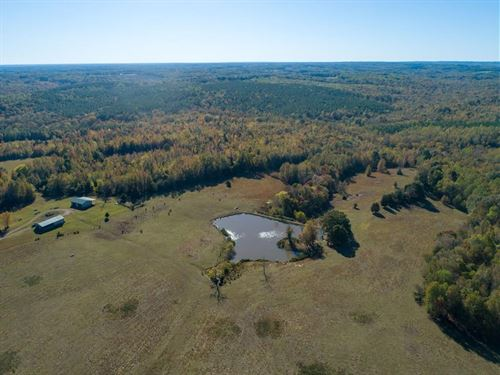 Stunning Acreage In Southern VA : South Boston : Halifax County : Virginia