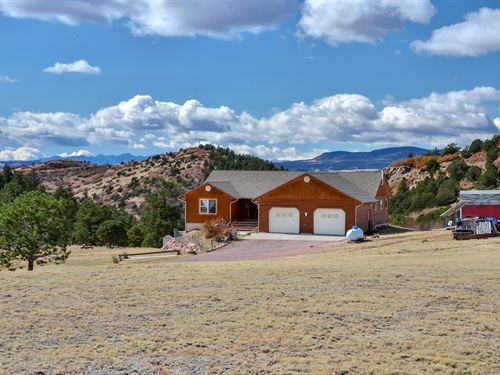 Off Grid Home Hunting Property : Canon City : Fremont County : Colorado