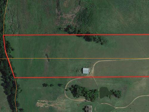 15 Acres & Shop : Enid : Garfield County : Oklahoma