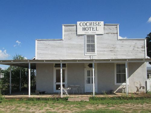 Land in Historic Cochise, $150/Mo : Cochise : Arizona