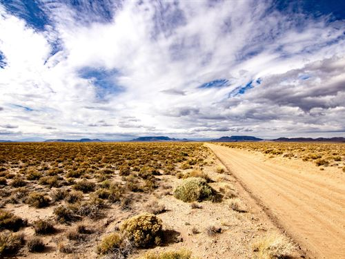 You Could Go Alien Hunting On Here : San Luis : Costilla County : Colorado