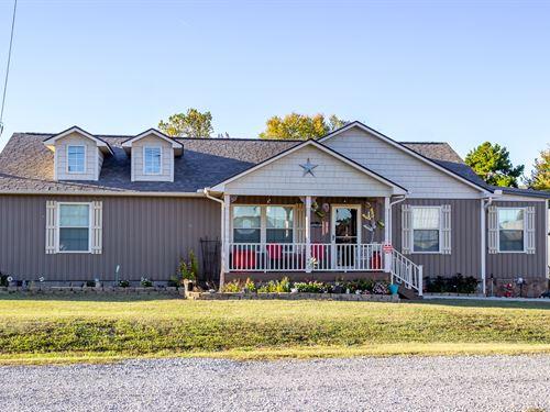 Seasonal Lake Front Home : Mooresburg : Hawkins County : Tennessee