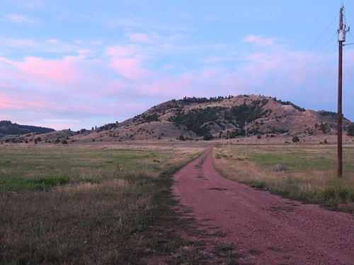 Elk Creek Ranch North Unit : Weston : Campbell County : Wyoming