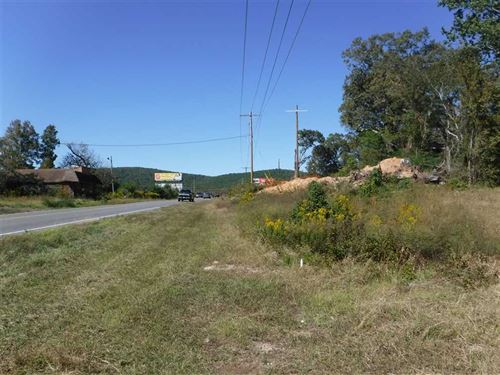13 Acres of Commercial Development : Mountain Valley : Garland County : Arkansas