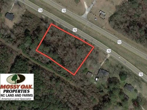 3 Acres of Residential Land For Sa : La Grange : Wayne County : North Carolina