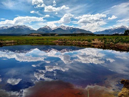 Mountain Land Chaffee County CO : Nathrop : Chaffee County : Colorado