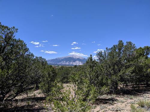 360 Degree CO Mountain Views : Nathrop : Chaffee County : Colorado
