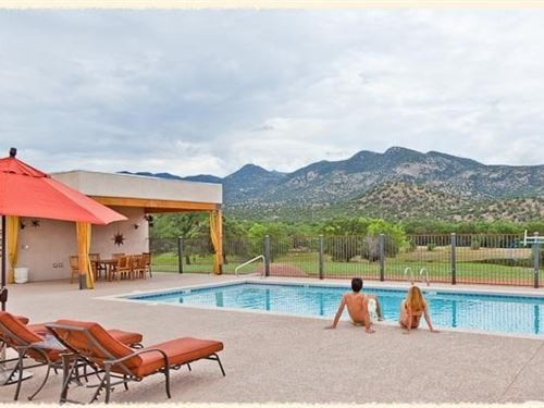Sunglow 390 Ac.,12 Villas, Lodge : Pearce : Cochise County : Arizona