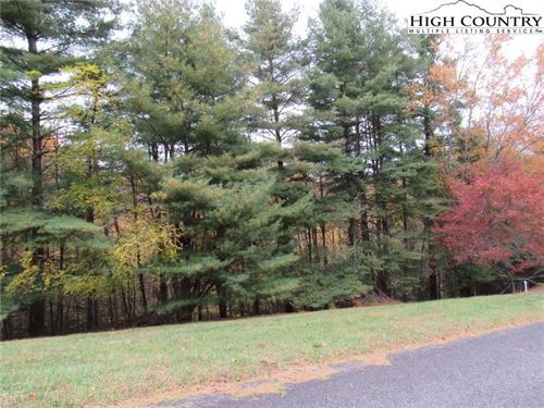 Beautiful Lot in a Gated Community : Piney Creek : Alleghany County : North Carolina