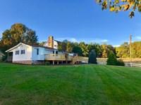 Stunning Mini Farm in Willis VA : Willis : Floyd County : Virginia