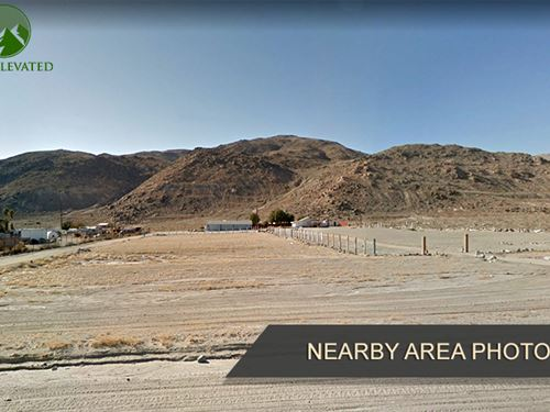 Desert Wilderness Property, 1.3 Ac : Trona : San Bernardino County : California