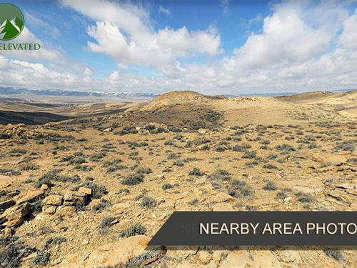 Rural Desert Property, 40 Acres : Wamsutter : Sweetwater County : Wyoming