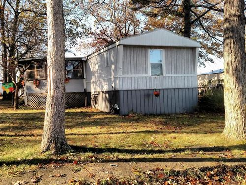 Mobile Home Park On 32 Acres : Mansfield : Wright County : Missouri