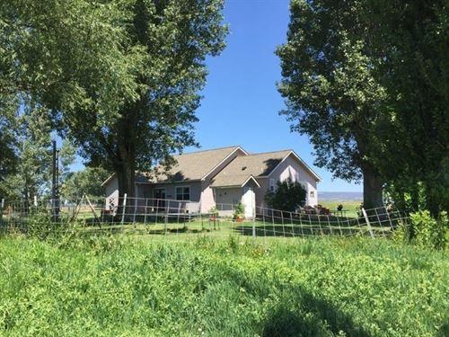 Bonanza Cattle Ranch : Bonanza : Klamath County : Oregon