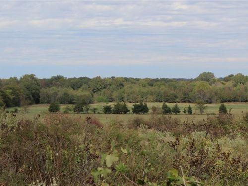 Hilltop Ranch Woods Creek Ponds : De Kalb : Bowie County : Texas