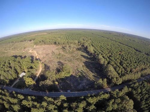 8 Acres Monticello, AR Homesite : Monticello : Drew County : Arkansas