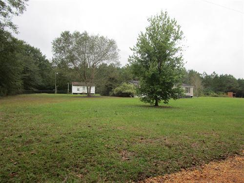 3Br/2Ba Mobile Home : Brewton : Escambia County : Alabama
