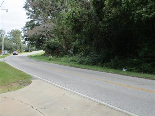 Vacant Land Zoned B-3 : Mobile : Alabama