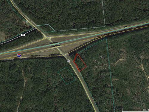 Commercial Land : Bay Minnette : Baldwin County : Alabama
