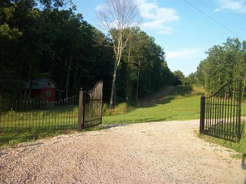 Beautiful Wooded Lots : Altamont : Grundy County : Tennessee