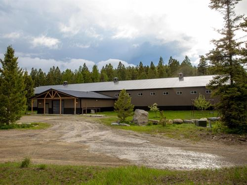 Red Meadow Stables : Kalispell : Flathead County : Montana