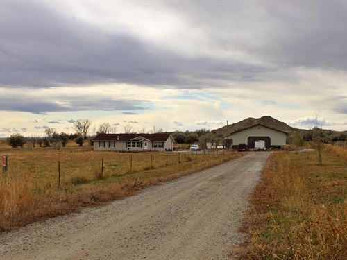 257 Fox Springs Drive : Riverton : Fremont County : Wyoming