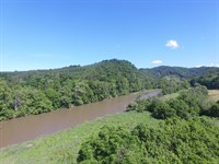 Riverfront Hunting Property : Sneedville : Hancock County : Tennessee