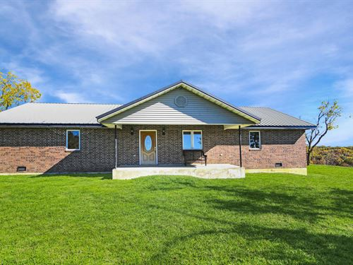 Farm, Country Home, Hunter Paradise : Mountain Grove : Wright County : Missouri