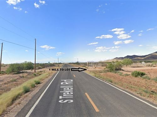Awesome Res/Ag Land, $500 P/Month : Casa Grande : Pinal County : Arizona