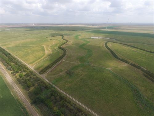 SW Kansas Recreational Ranch : Minneola : Ford County : Kansas