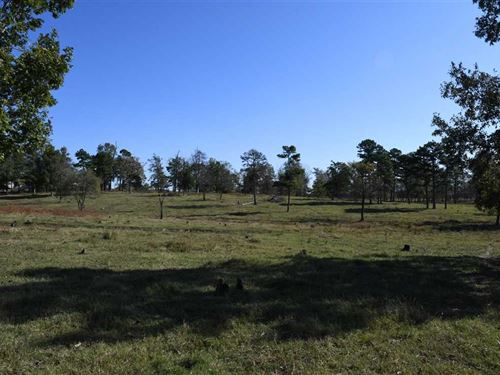 44 Acre Organic Pasture Land : Pangburn : White County : Arkansas