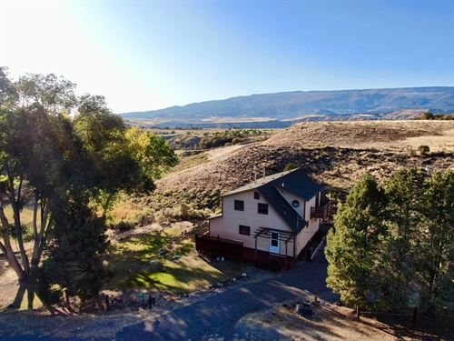 Colorado Country Home Views Grand : Eckert : Delta County : Colorado