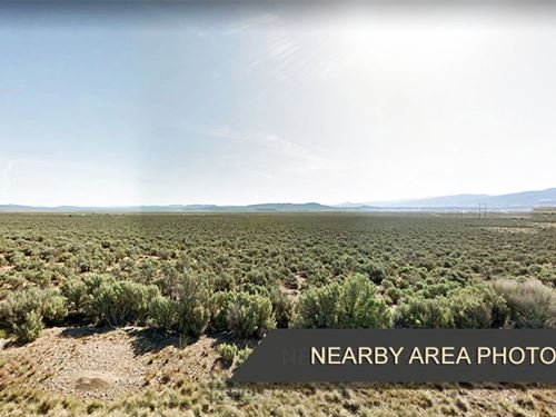 1.25 Acre Property For $129/Month : Cedar : Iron County : Utah