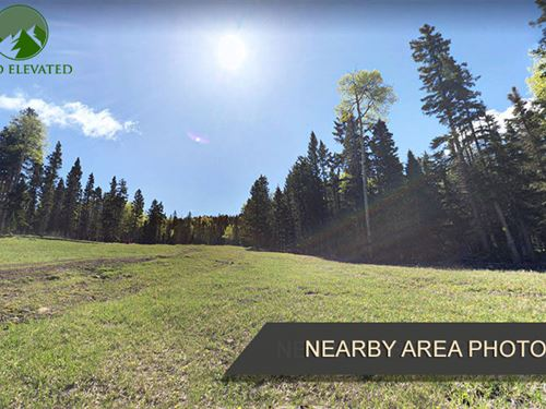 Mountain Property For Your New Home : Angel Fire : Colfax County : New Mexico