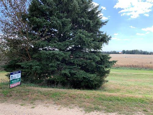 Schuyler Nebraska Home Lot : Schuyler : Colfax County : Nebraska