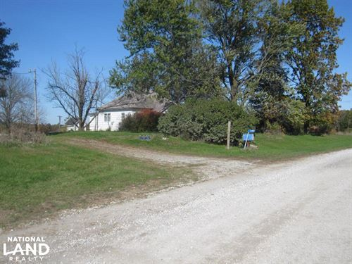 Hazel Creek Lake Area : Kirksville : Adair County : Missouri