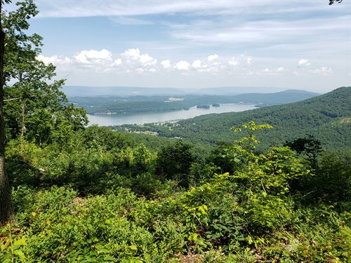 6.85+/-Ares Panoramic Lake View : South Pittsburg : Marion County : Tennessee