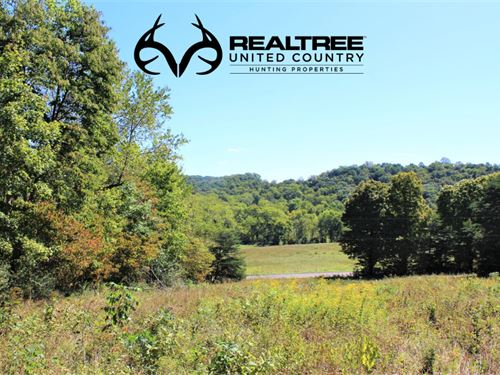 27 Acres Near Hocking Hills : New Plymouth : Vinton County : Ohio