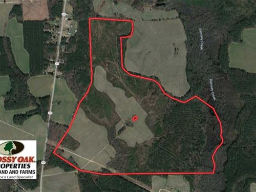 Under Contract, 257 Acres of Farm : Jackson : Northampton County : North Carolina