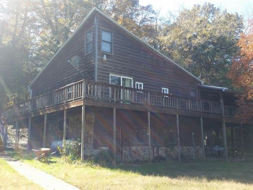 Lesterville Dream House, Access to : Lesterville : Reynolds County : Missouri