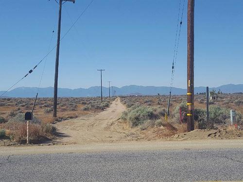 Nice, Great Price, Power, $273 P/Mo : Lancaster : Los Angeles County : California