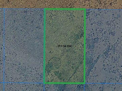 1.16 Acres in Apache County AZ : Holbrook : Apache County : Arizona