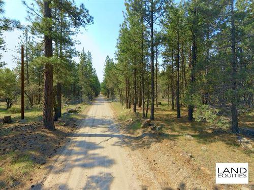 Community Well, Power At Road : Bonanza : Klamath County : Oregon