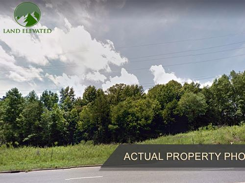 Wooded Property Near Blair Fork : Lenoir : Caldwell County : North Carolina