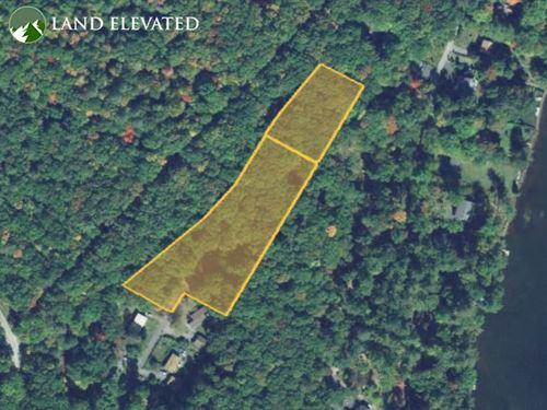Property Close to Walker Lake : Shohola Township : Pike County : Pennsylvania