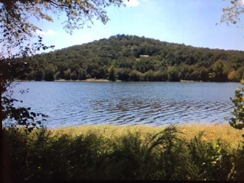 61 Beautiful Acres With Private LA : Caulksville : Logan County : Arkansas