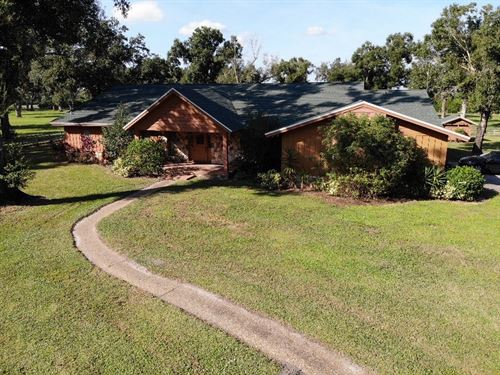 5Br 4 ba Ranch 52 Acres Arcadia : Arcadia : Desoto County : Florida