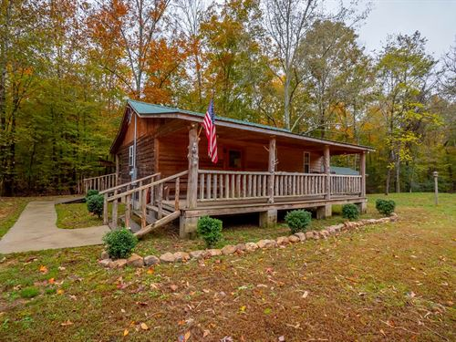 Home For Sale in Nunnely, TN : Nunnelly : Hickman County : Tennessee