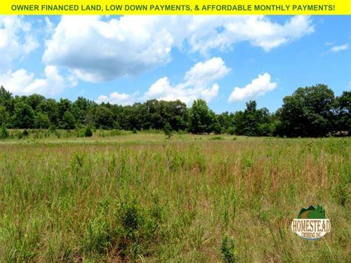 Beautiful Open Pasture Property : Greenville : Wright County : Missouri